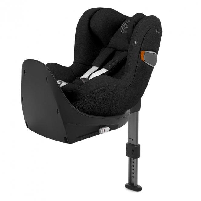 Sirona Zi i-Size Plus Car Seat - 2020 - Deep Black