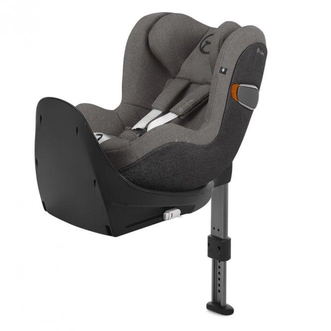 Sirona Zi i-Size Plus Car Seat - 2020 - Soho Grey