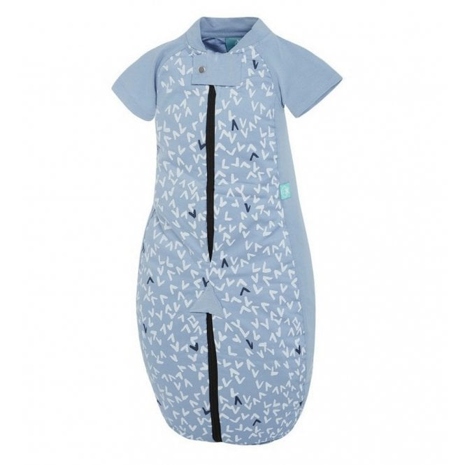 Sleep Suit Bag 1.0 Tog - Denim Arrow - 8-24 Months