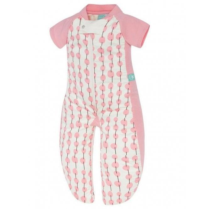 Sleep Suit Bag 1.0 Tog - Pink Cherry - 2-12 Months