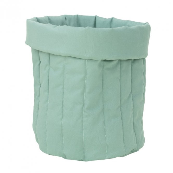 Small Toy Storage Bag - Olive Green