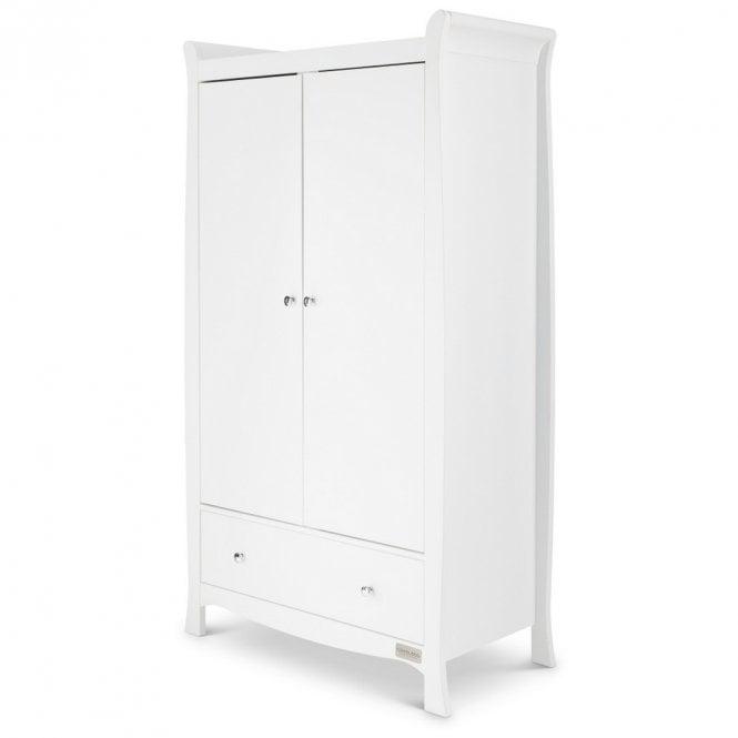 Snowdon Wardrobe - White