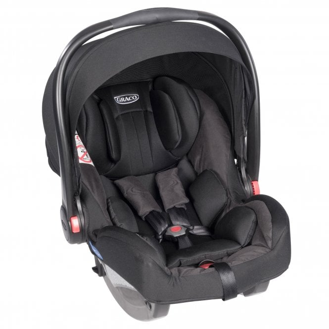 SnugRide i-Size Infant Car Seat - Midnight Black (Discontinued 19 Feb 2020)