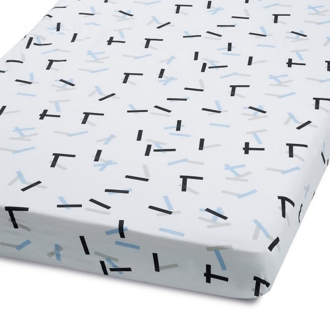 Snuz Cot & Cot Bed Fitted Sheet
