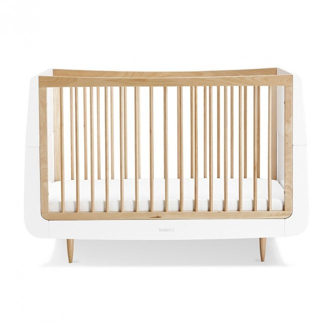 Snuz Snuzkot Cot Bed Skandi Collection Nursery Furniture