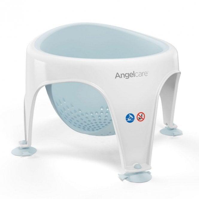 Soft Touch Bath Seat - Pastel Blue
