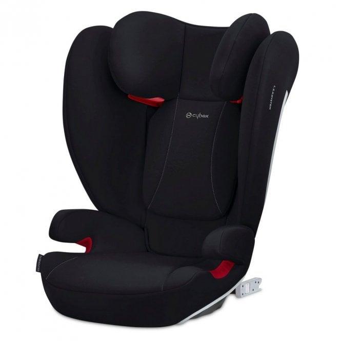 Solution B2-Fix Car Seat - Volcano Black