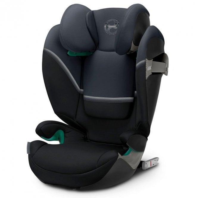 Solution S2 i-Fix Car Seat - Granite Black