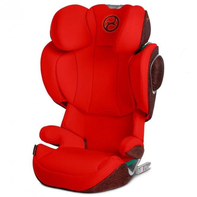 Solution Z i-Fix Car Seat - 2020 - Autumn Gold