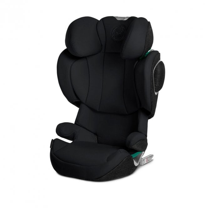 Solution Z i-Fix Car Seat - 2020 - Deep Black