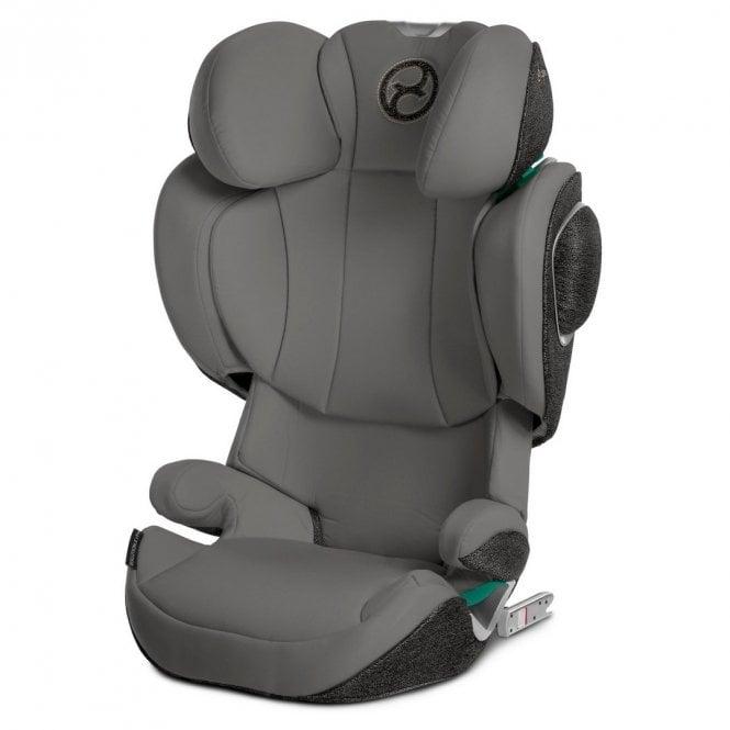 Solution Z i-Fix Car Seat - 2020 - Soho Grey