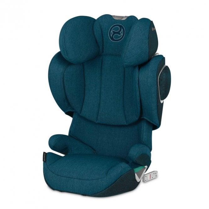 Solution Z i-Fix Plus Car Seat - 2020 - Mountain Blue