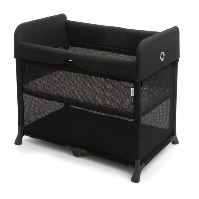Stardust Travel Cot - Black