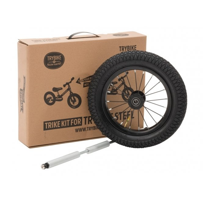 Steel 2 in 1 Balance Bike Trike Kit
