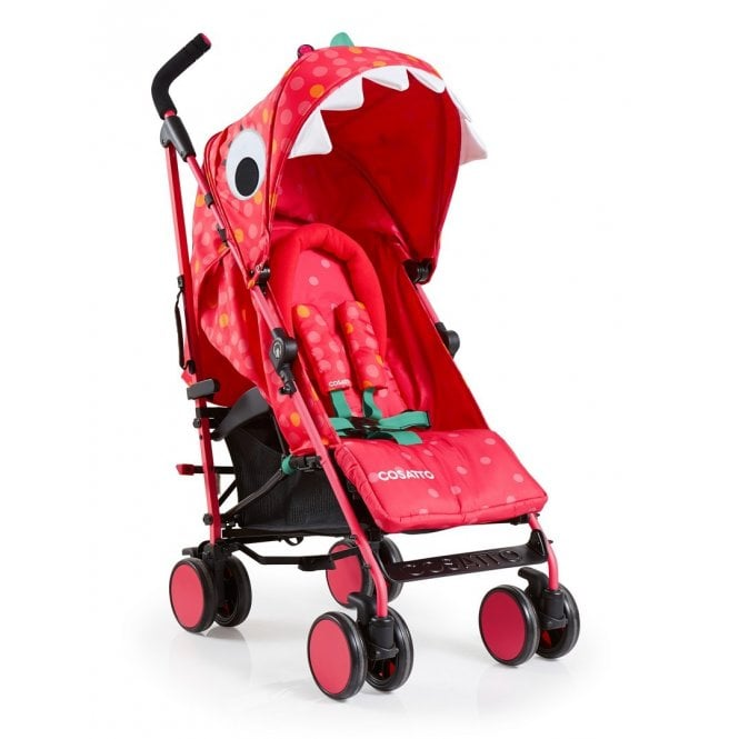 Supa 2018 Pushchair - Miss Dinomite