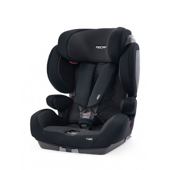 Tian Core Group 1 2 3 Car Seat - Performance Black