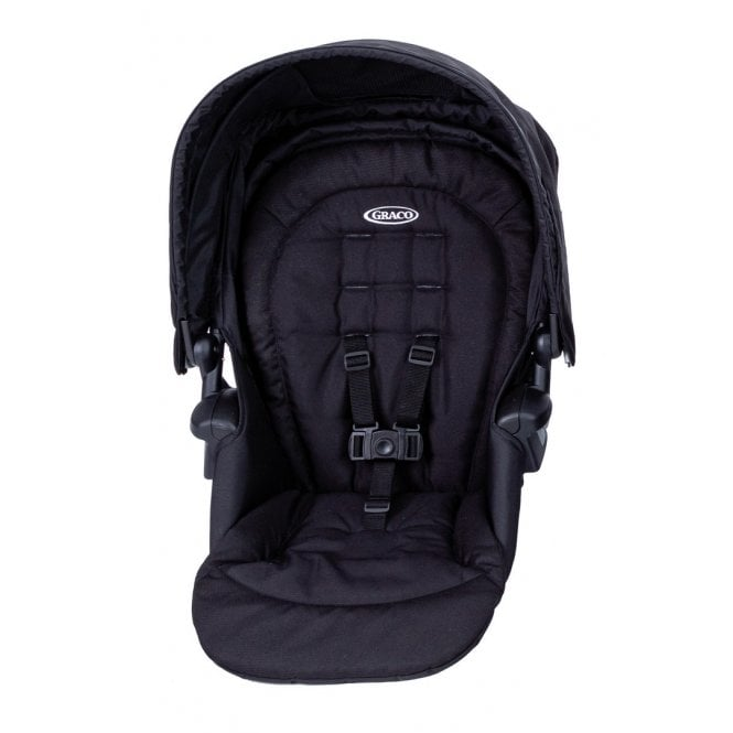 Time2Grow Add On Toddler Seat - Black