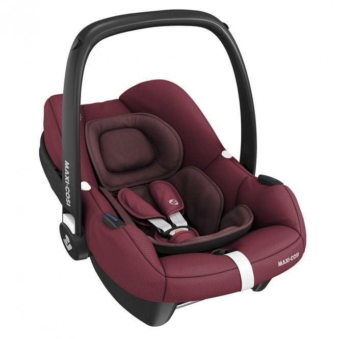 Tinca Car Seat - Essential Red