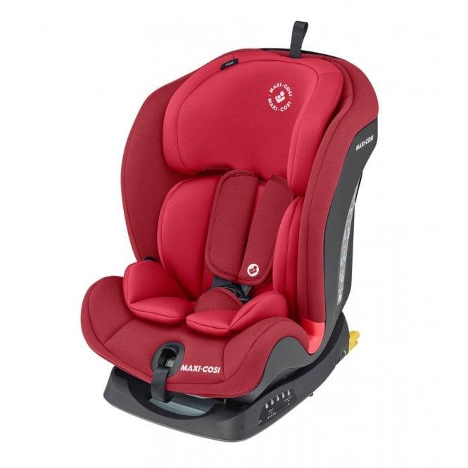 Titan Car Seat - Basic Red