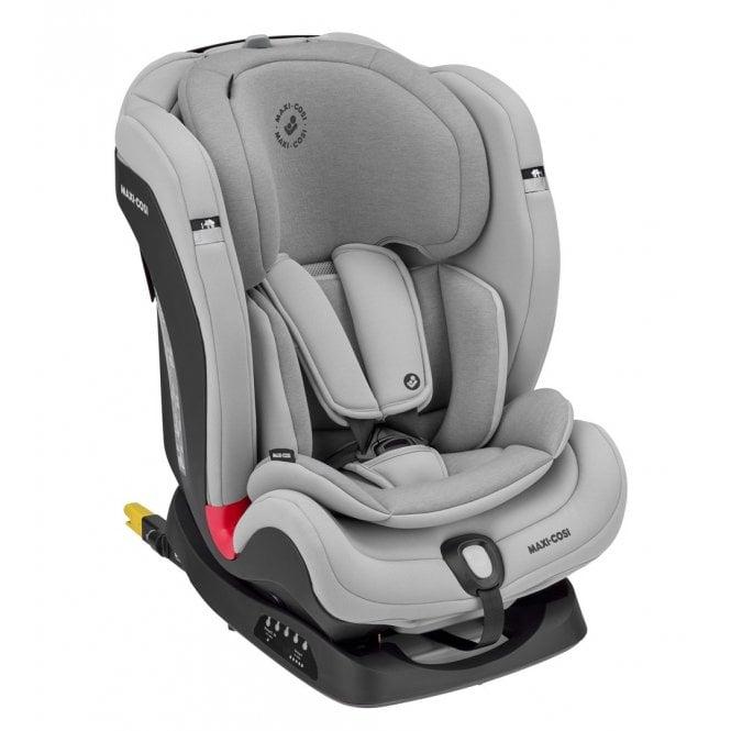 Titan Plus Car Seat - Authentic Grey