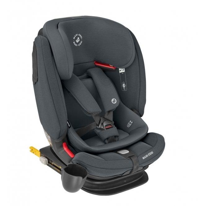 Titan Pro Car Seat - Authentic Graphite