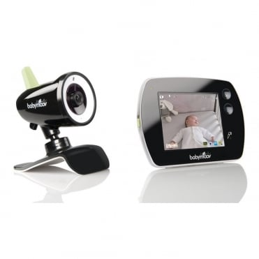 Touch Screen Video Baby Monitor