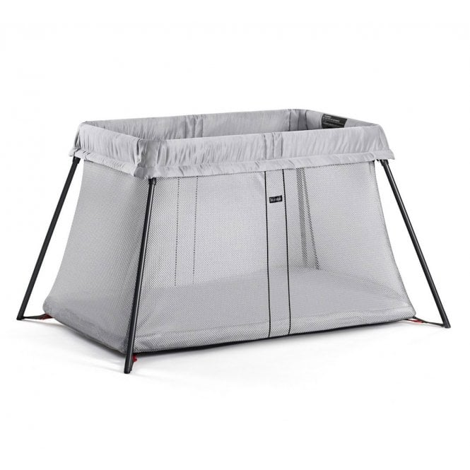 Travel Cot Light - Silver