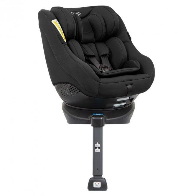 Turn2Me 0+ 1 ISOfix Spin Car Seat - Black