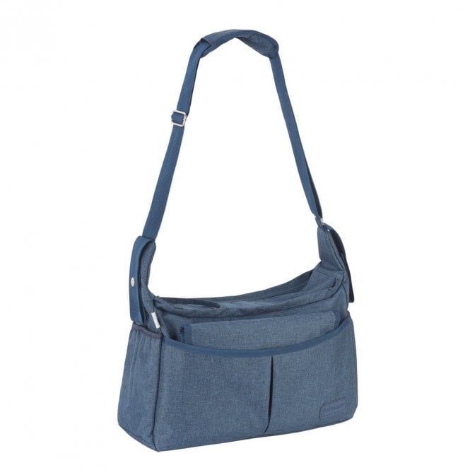 Urban Maternity Bag - Melange Blue