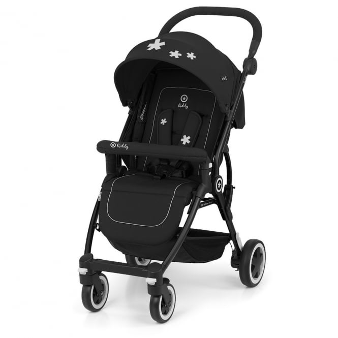 Urban Star 1 Pushchair - Mystic Black
