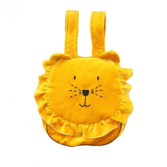 Velvet Kids Backpack - Lion