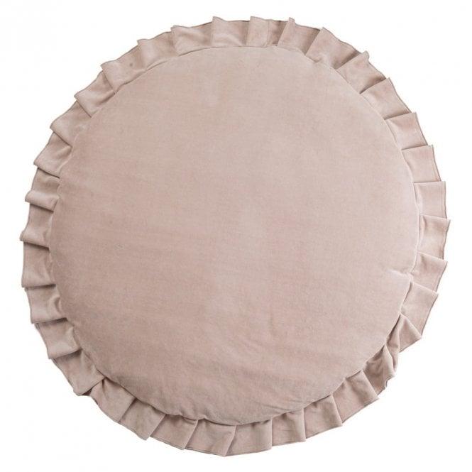 Velvet Playmat - Beige