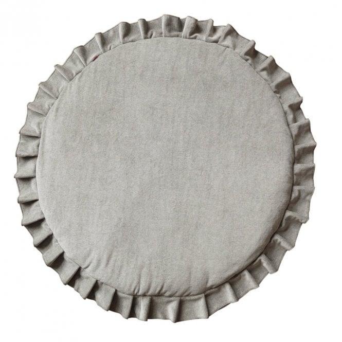 Velvet Playmat - Grey