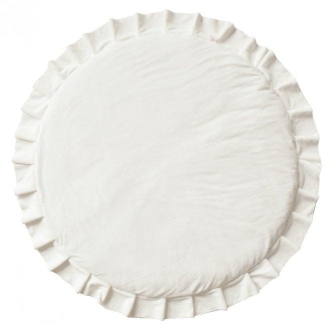 Velvet Playmat - White