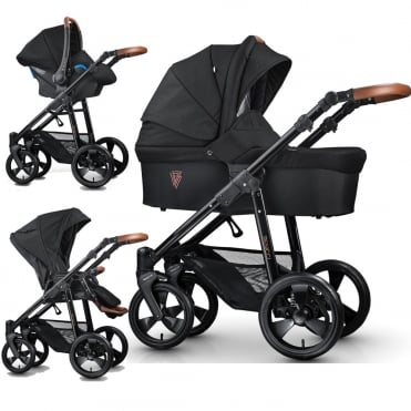 Gusto 3 in 1 Pushchair