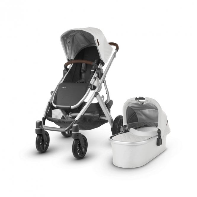 Vista 2019 Pushchair - Bryce White Marl