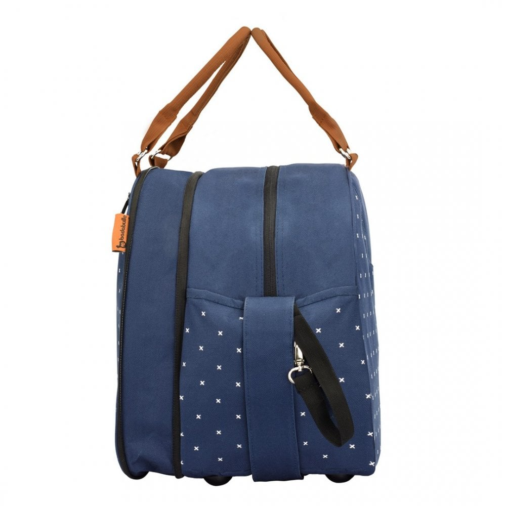18153effb2 Badabulle Weekend Changing Bag - Blue | Changing Bags | BuggyBaby