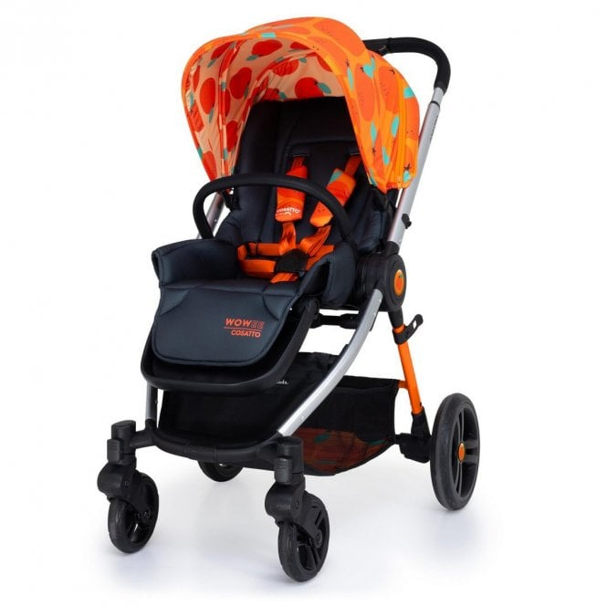 Wowee Pushchair - So Orangey
