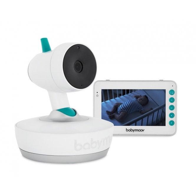 YOO Moov Motorised Video Baby Monitor