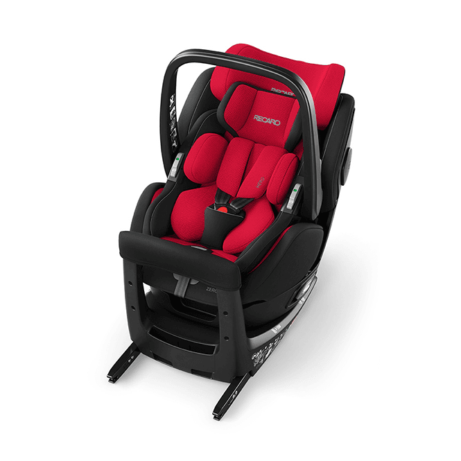 Zero.1 Elite i-Size Car Seat - Racing Red