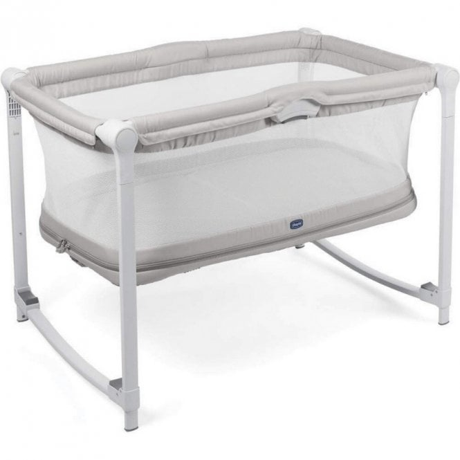 Zip And Go Travel Cot - Glacial